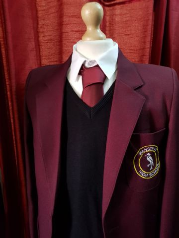 Wanstead High School Girls Fitted Blazer
